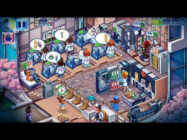 Веселая больница - screenshot 1