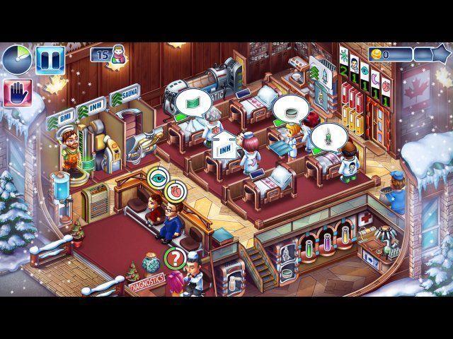 Веселая больница - screenshot 2