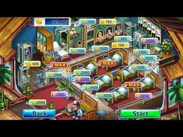Веселая больница - screenshot 4
