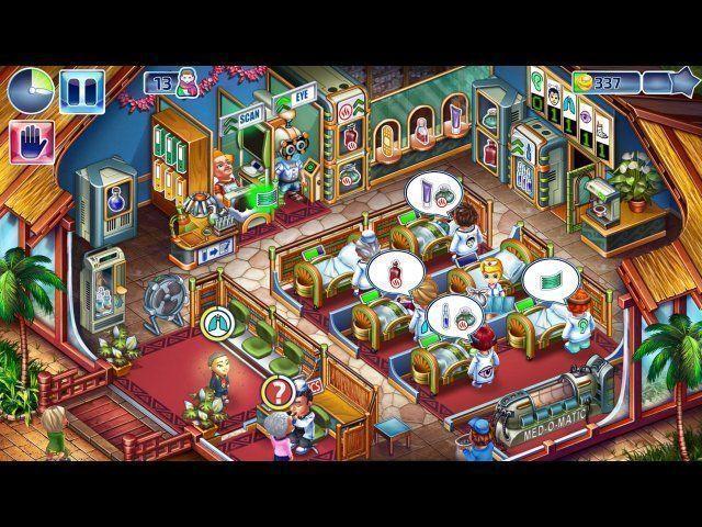 Веселая больница - screenshot 5