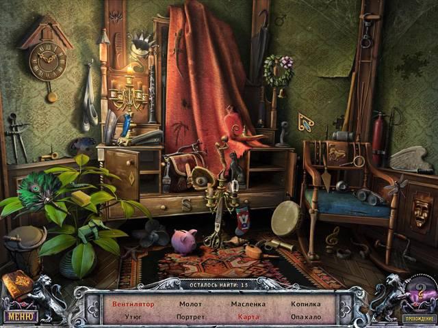 Дом 1000 дверей. Семейные тайны. Коллекционное издание - screenshot 4