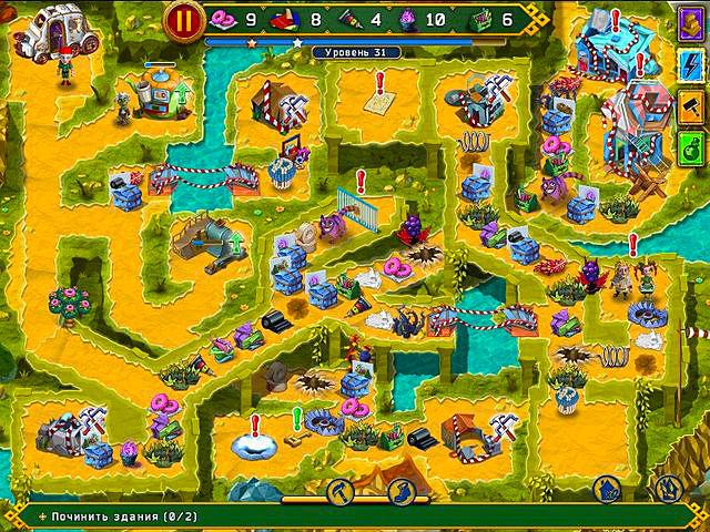 Невероятный Дракула. Игры богов. Коллекционное издание - screenshot 1