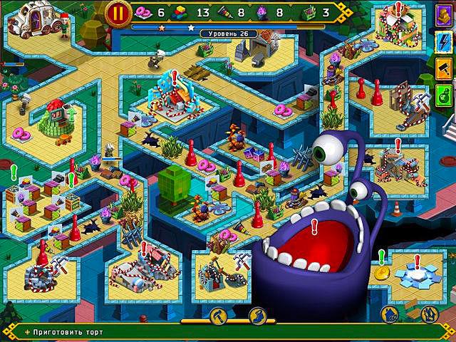 Невероятный Дракула. Игры богов. Коллекционное издание - screenshot 2