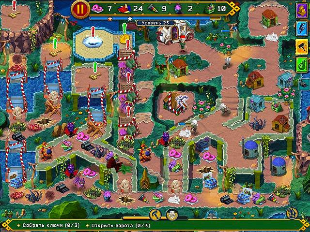 Невероятный Дракула. Игры богов. Коллекционное издание - screenshot 3