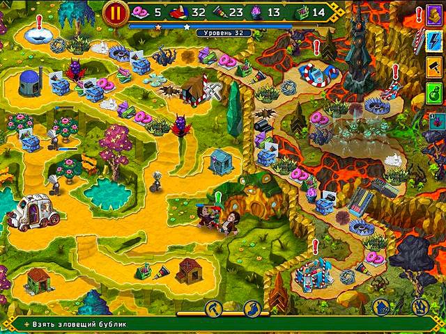 Невероятный Дракула. Игры богов. Коллекционное издание - screenshot 5