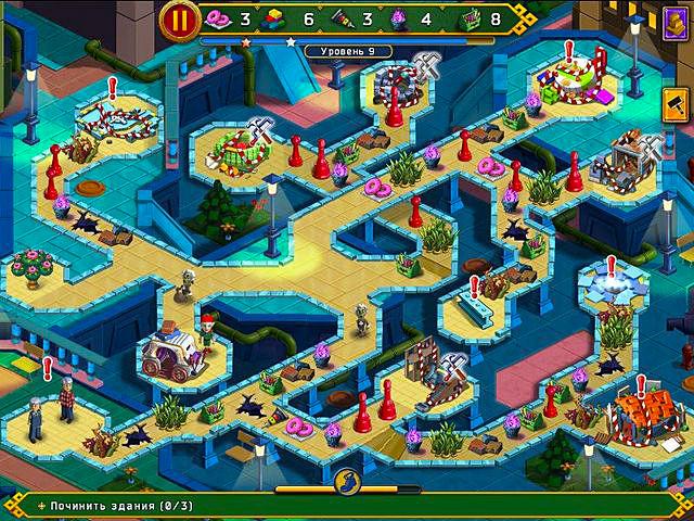 Невероятный Дракула. Игры богов. Коллекционное издание - screenshot 7