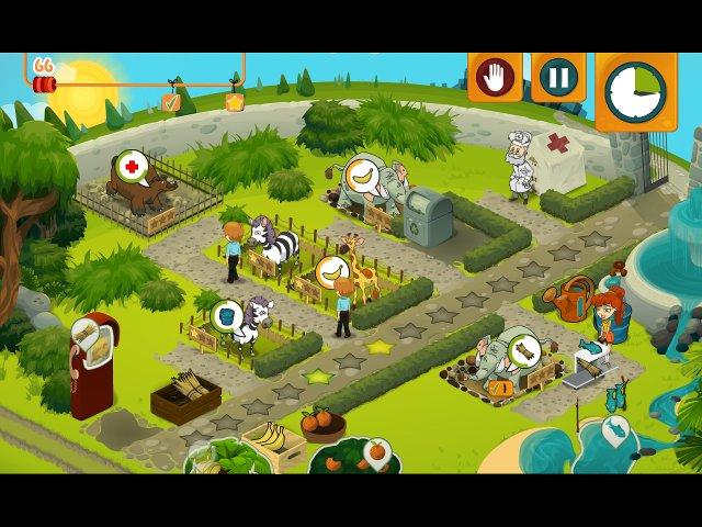 Чудесный зоопарк - screenshot 2