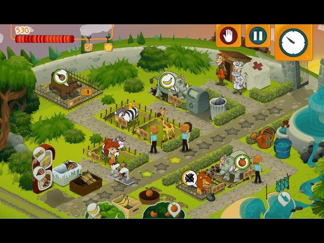Чудесный зоопарк - screenshot 3