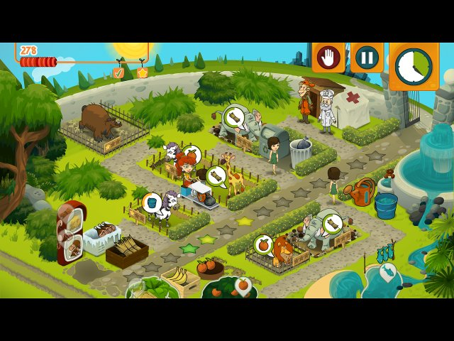 Чудесный зоопарк - screenshot 5