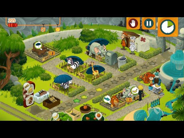Чудесный зоопарк - screenshot 6