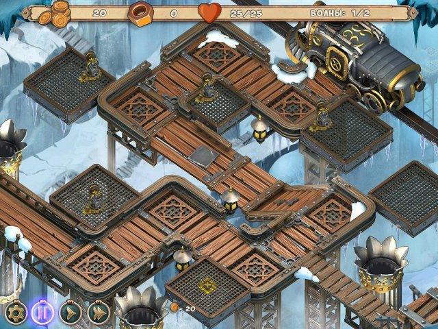 Железное сердце. Паровые башни - screenshot 1