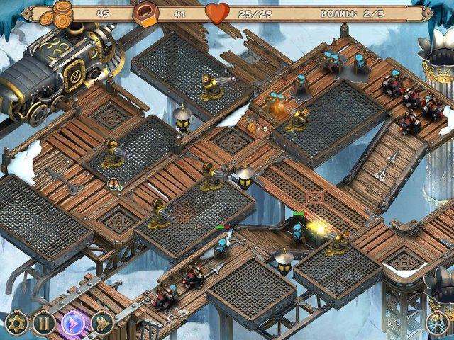 Железное сердце. Паровые башни - screenshot 3