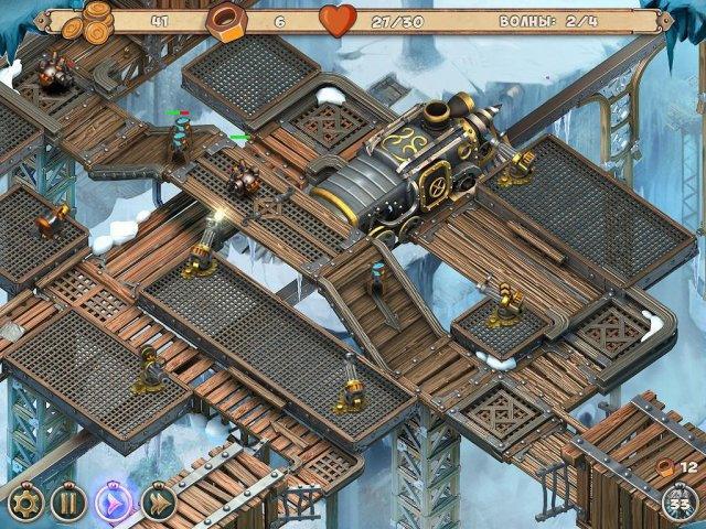 Железное сердце. Паровые башни - screenshot 4