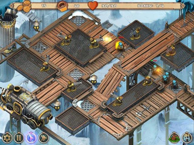 Железное сердце. Паровые башни - screenshot 6
