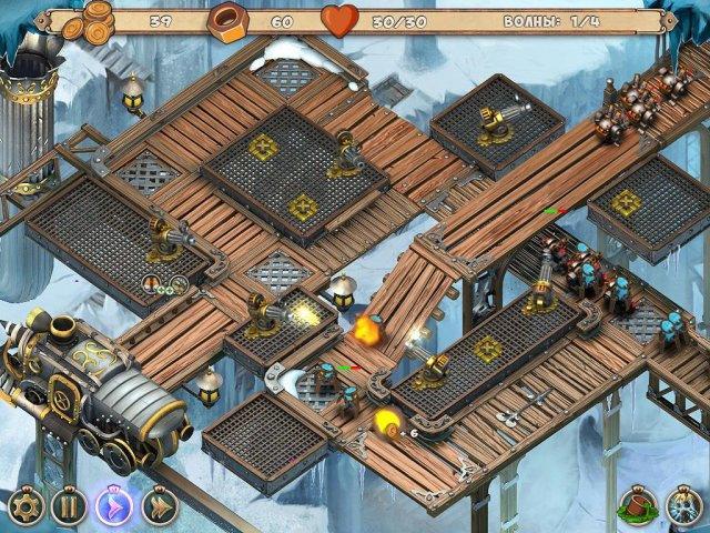 Железное сердце. Паровые башни - screenshot 7