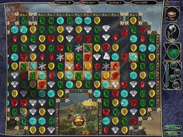 Джевел матч 4 - screenshot 1