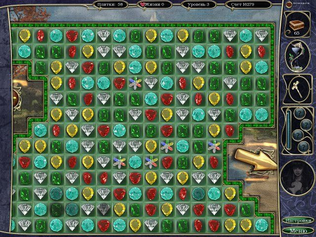 Джевел матч 4 - screenshot 2