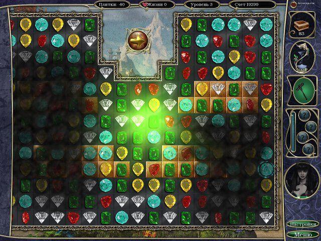 Джевел матч 4 - screenshot 3