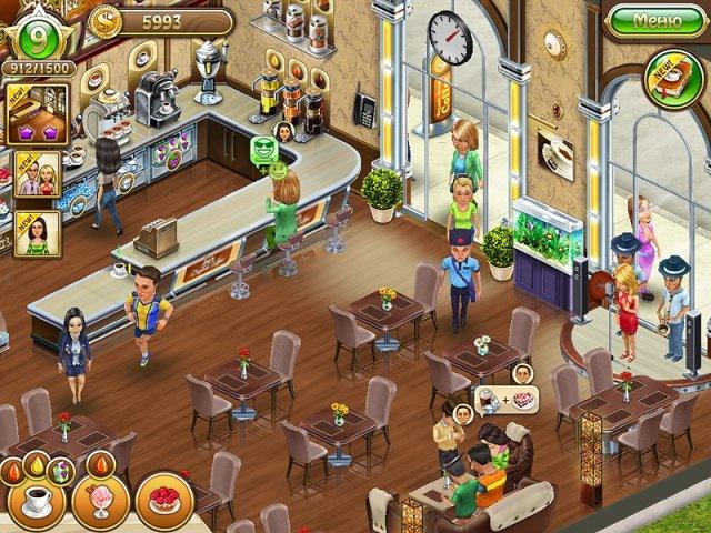 Бизнес мечты. Кофейня 2 - screenshot 1