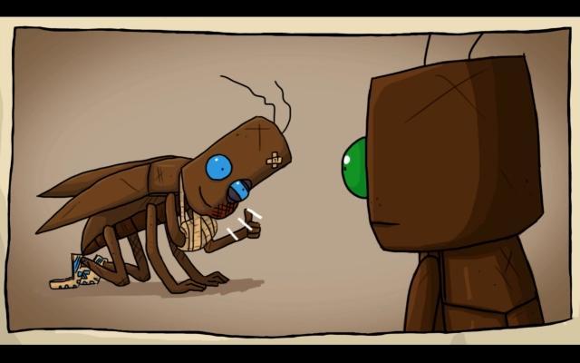 Journey of a Roach - screenshot 7