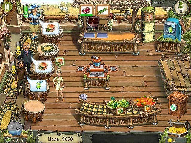 Кэти и Боб. Сафари-кафе. Коллекционное издание - screenshot 2