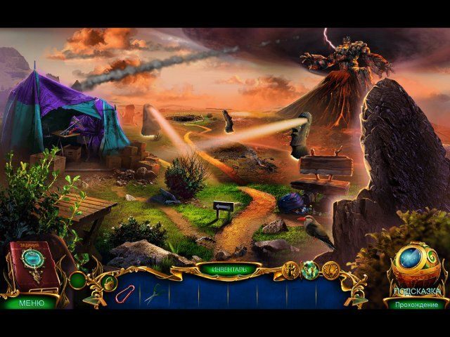 Лабиринты Мира. Тайны Острова Пасхи. Коллекционное Издание - screenshot 2