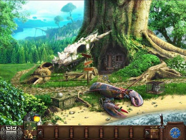 Наследие. Остров ведьмы - screenshot 1