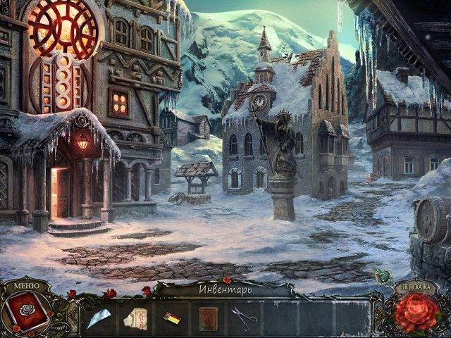Живые легенды. Ледяная роза - screenshot 1