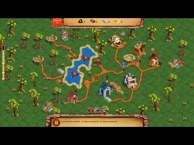 Кладоискатели. Золотой остров. Коллекционное издание - screenshot 4