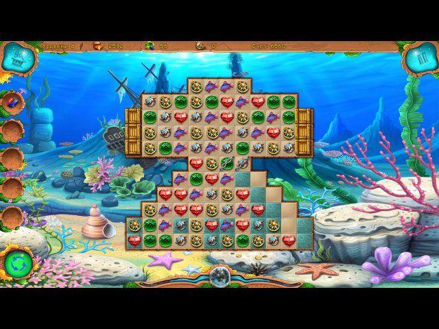 Тайна рифа 2 - screenshot 1