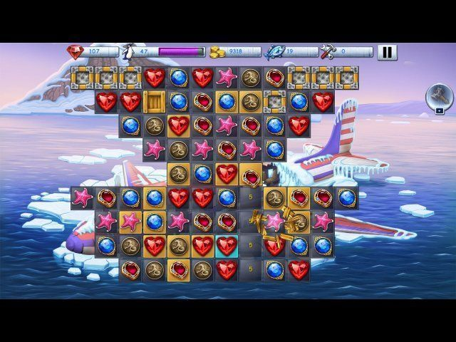 Тайна рифа. Антарктида - screenshot 3