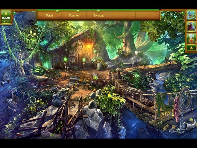 Затерянный остров. Вечный шторм - screenshot 1