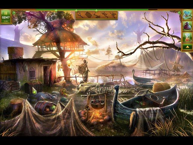 Затерянный остров. Вечный шторм - screenshot 3