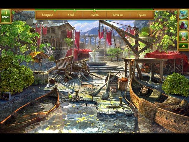 Затерянный остров. Вечный шторм - screenshot 5