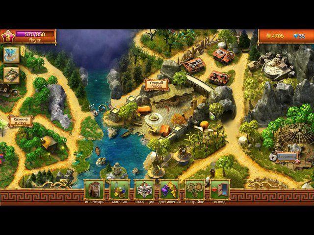 Затерянный остров. Маджонг Приключение - screenshot 6