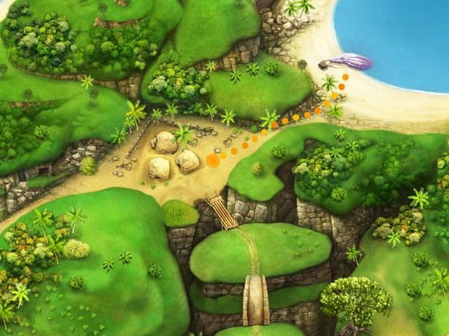 Затерянная лагуна. Завещание - screenshot 3