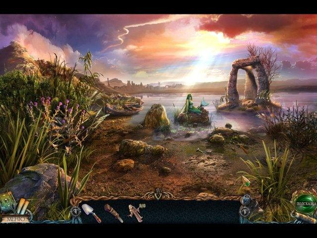 Затерянные земли. Четыре всадника - screenshot 3
