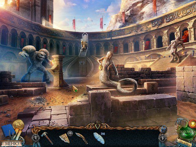 Затерянные земли. Проклятое золото - screenshot 3