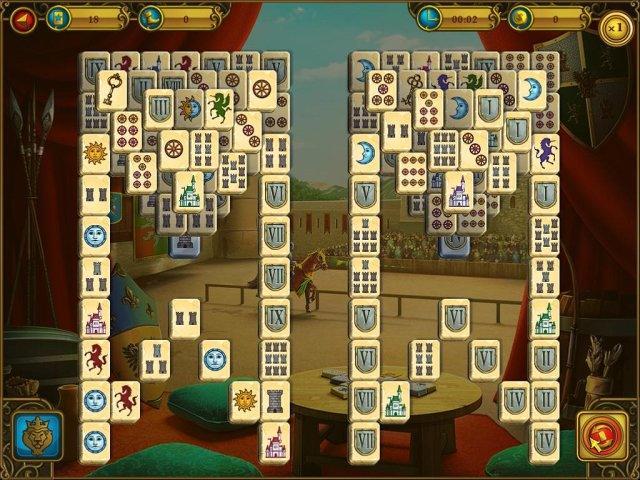 Маджонг. Королевские башни - screenshot 4