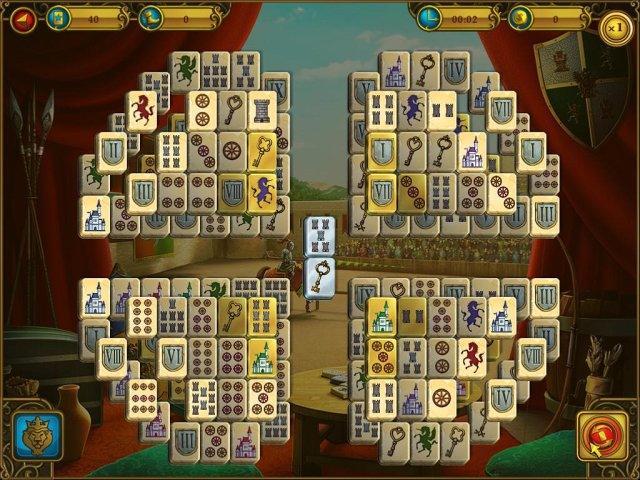 Маджонг. Королевские башни - screenshot 5