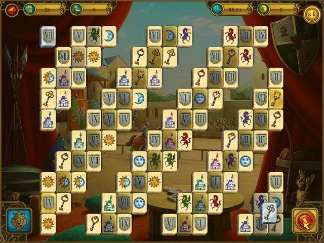 Маджонг. Королевские башни - screenshot 7