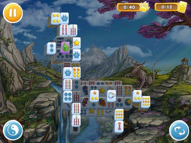 Маджонг. Волчьи истории - screenshot 4