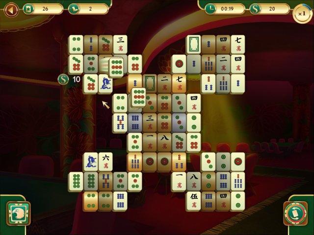 Маджонг. Мировой турнир - screenshot 1