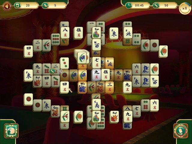Маджонг. Мировой турнир - screenshot 3