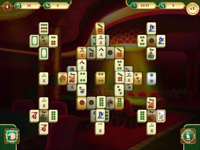 Маджонг. Мировой турнир - screenshot 4