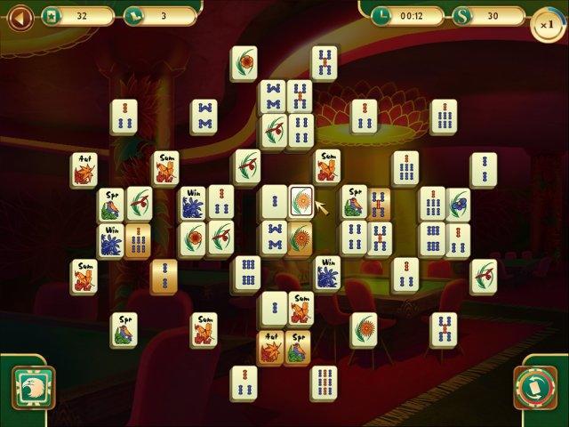 Маджонг. Мировой турнир - screenshot 6