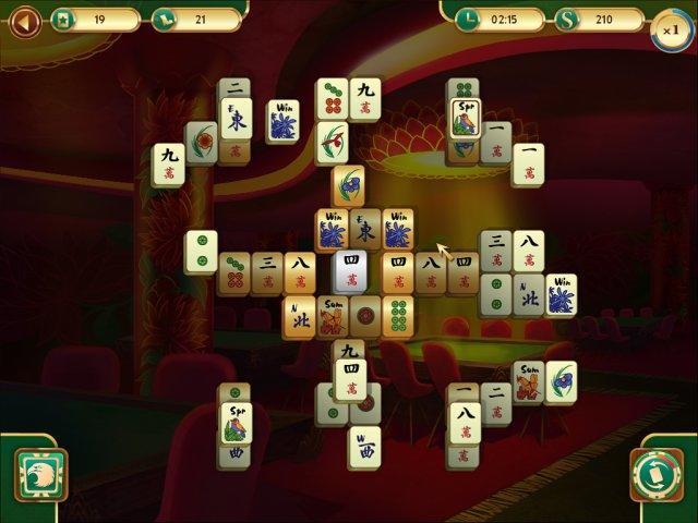 Маджонг. Мировой турнир - screenshot 7