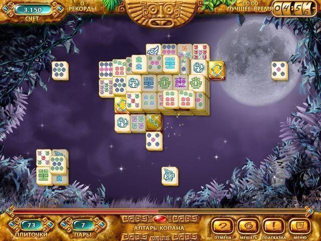 Маджонг. Золото майя - screenshot 7