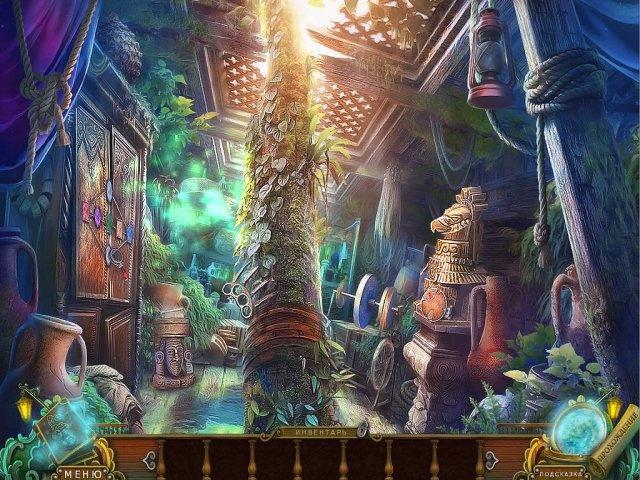Пророчества Майя. Проклятый остров. Коллекционное издание - screenshot 1