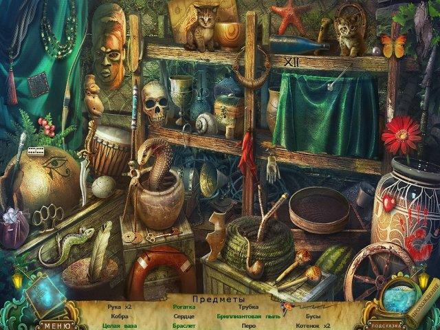 Пророчества Майя. Проклятый остров. Коллекционное издание - screenshot 3